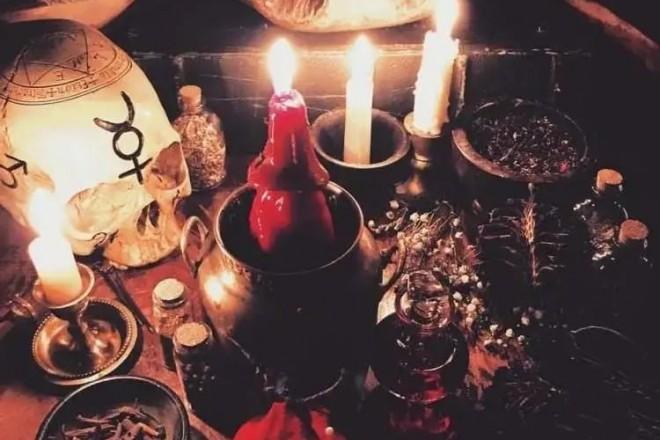 Ритуал Открытие Дорог